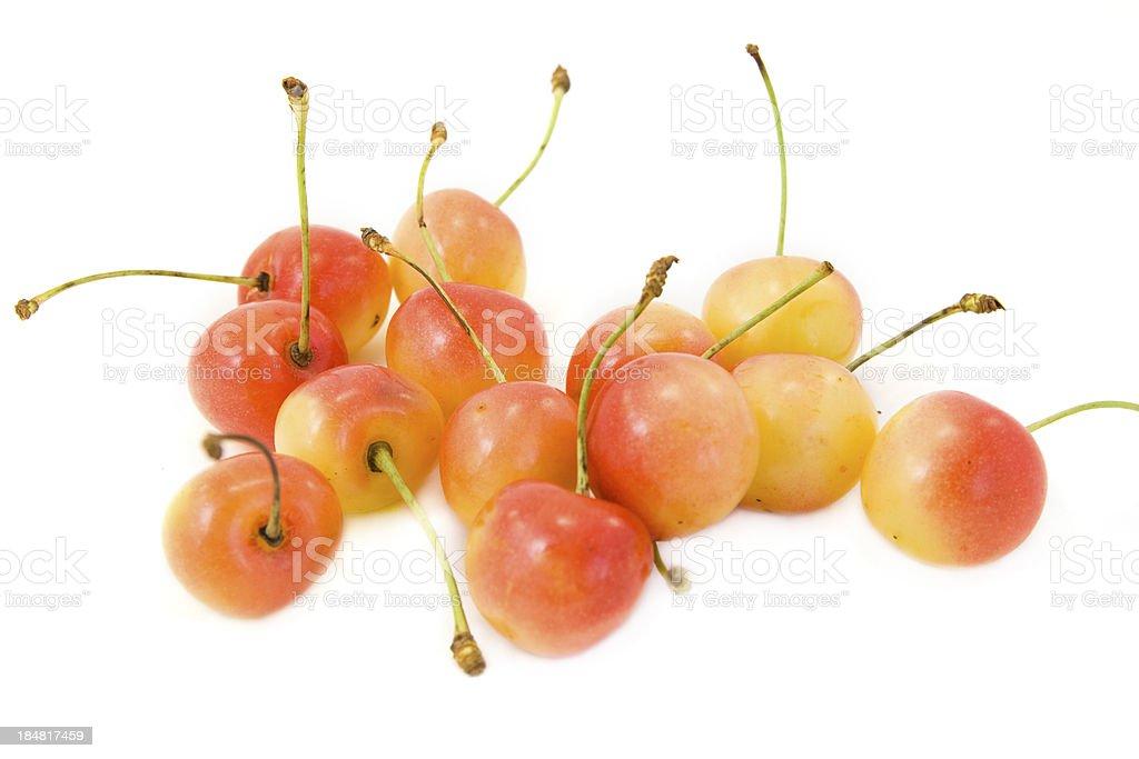 cherries-englische Redewendung Lizenzfreies stock-foto