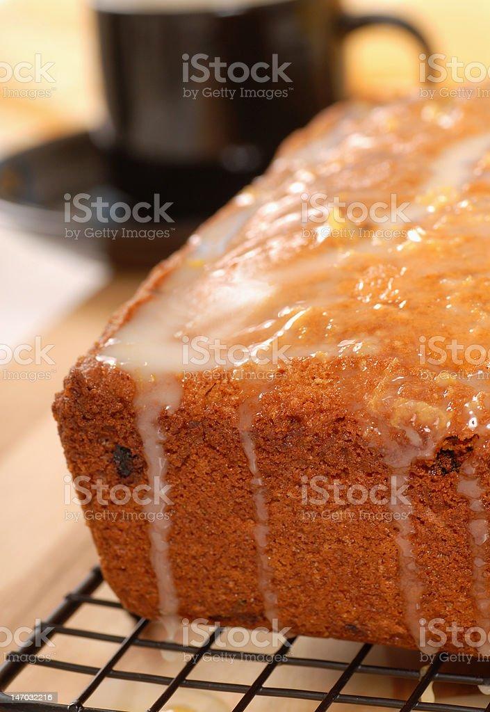 Cherry and raisin bread royalty-free stock photo