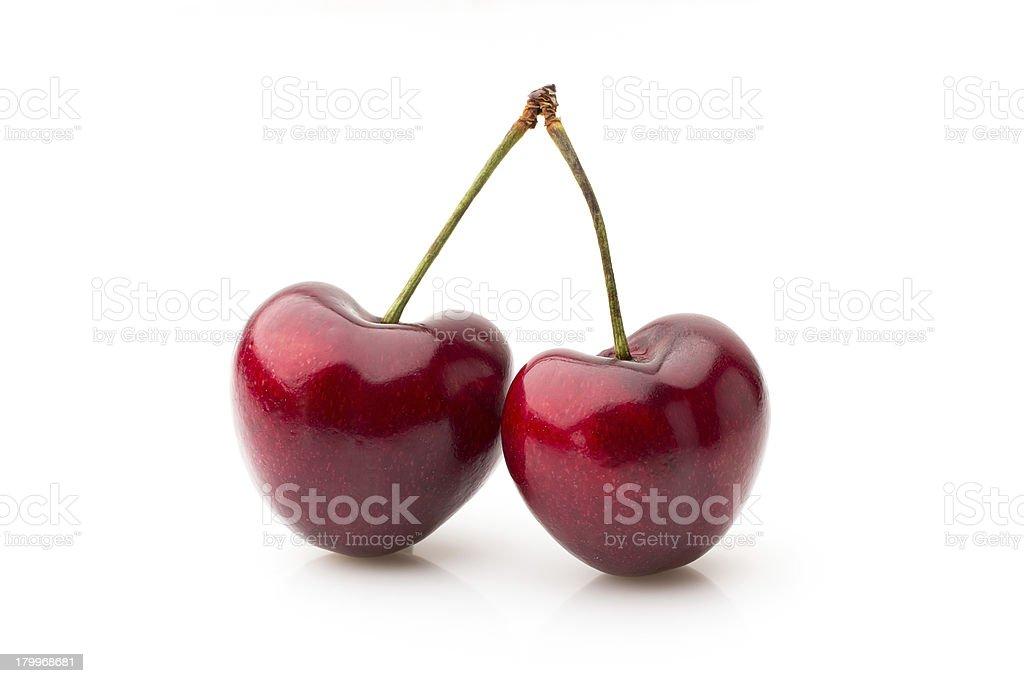 Cherry. royalty-free stock photo