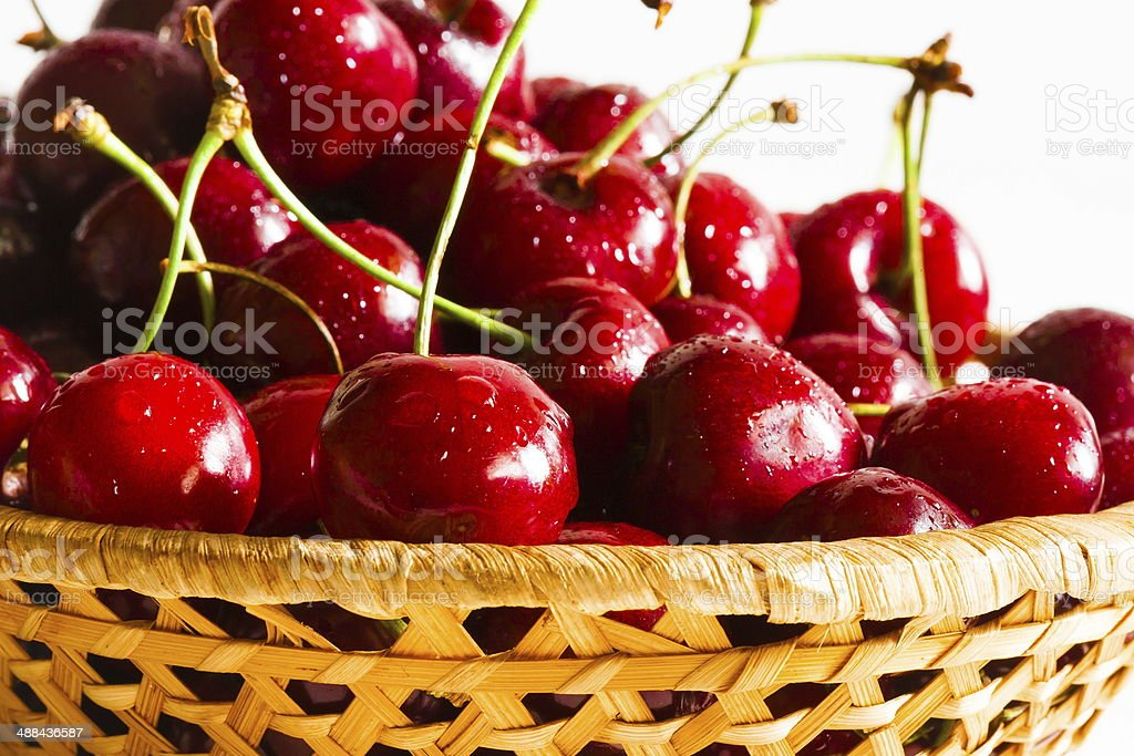 cherry royalty-free stock photo