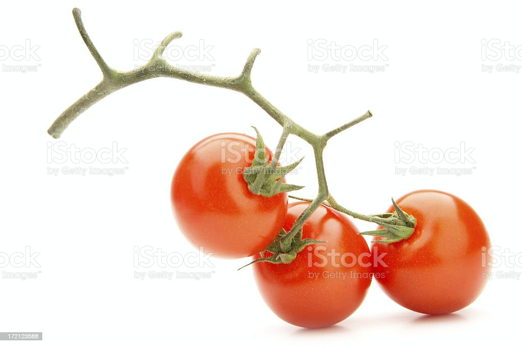 Cherry tomato royalty-free stock photo