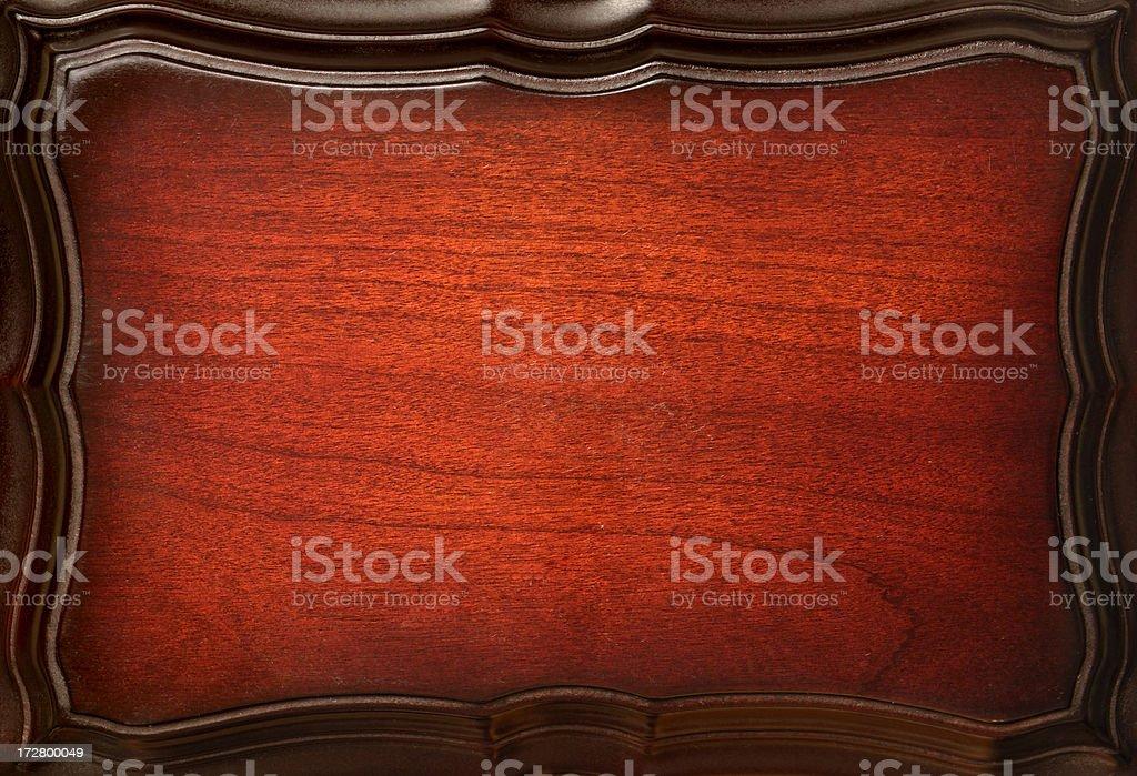 Cherry wood stock photo