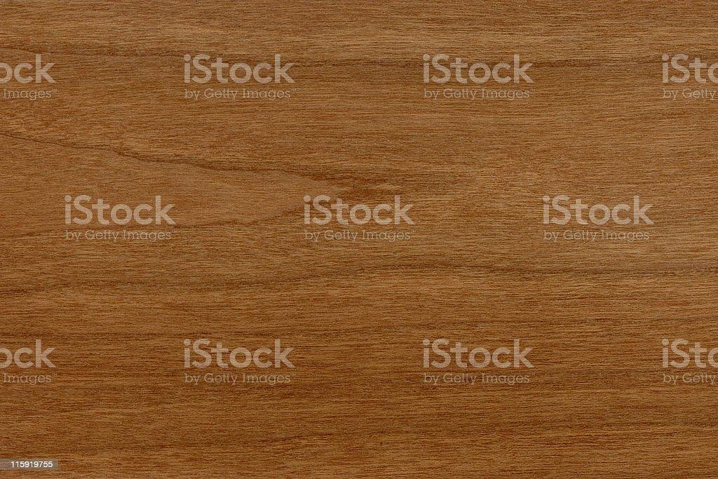 cherry wood, Prunus serotina royalty-free stock photo