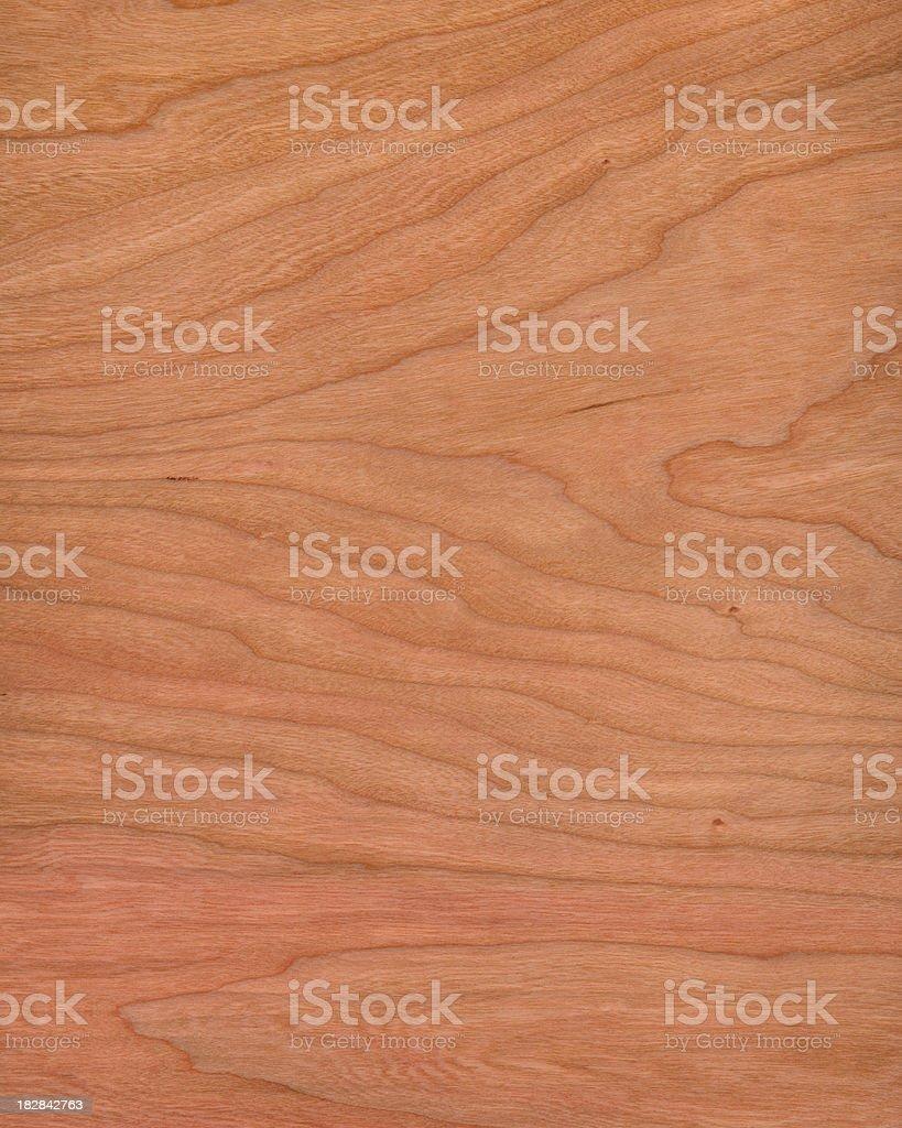 cherry wood texture stock photo