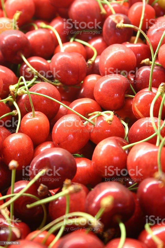 cherrys royalty-free stock photo