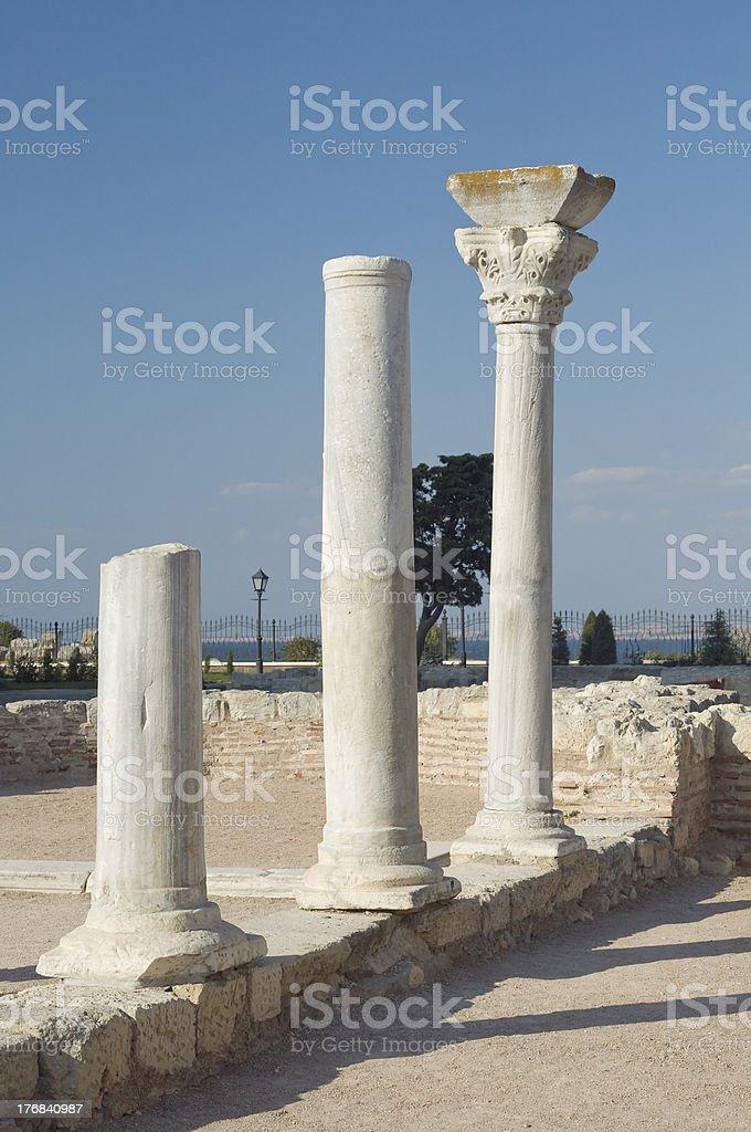 Chersonesos Taurica royalty-free stock photo