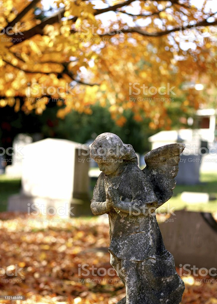 Cherub I royalty-free stock photo