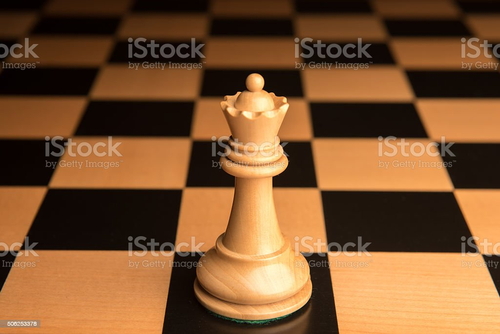 Chess 9 stock photo