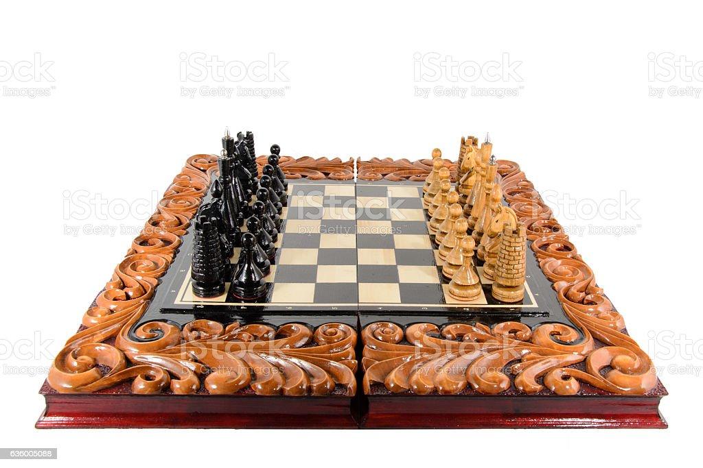 chess.  board stock photo