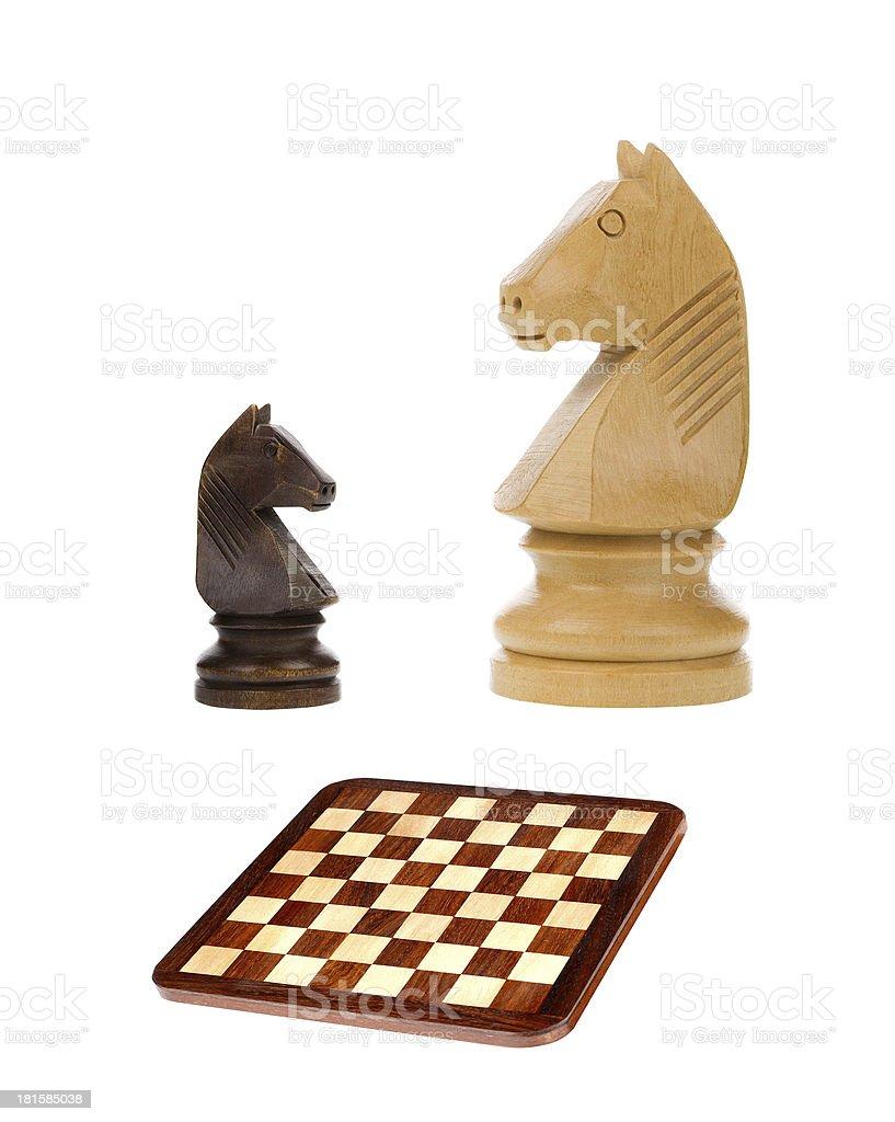 chess - concept stock photo