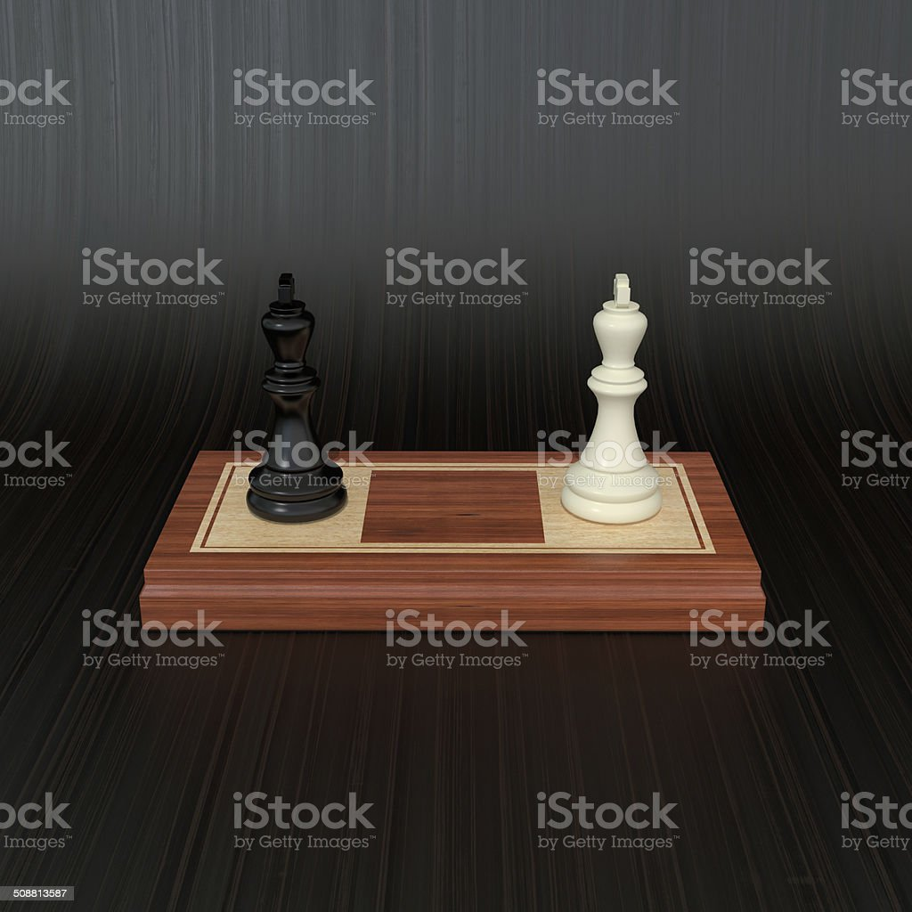 chess concept stock photo