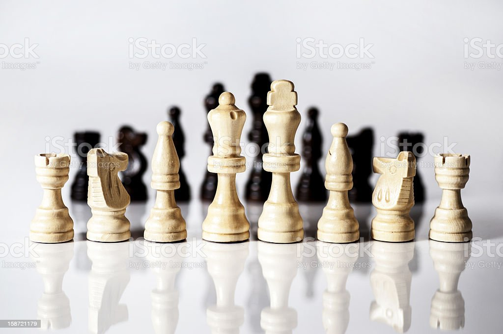 Chess royalty-free 스톡 사진