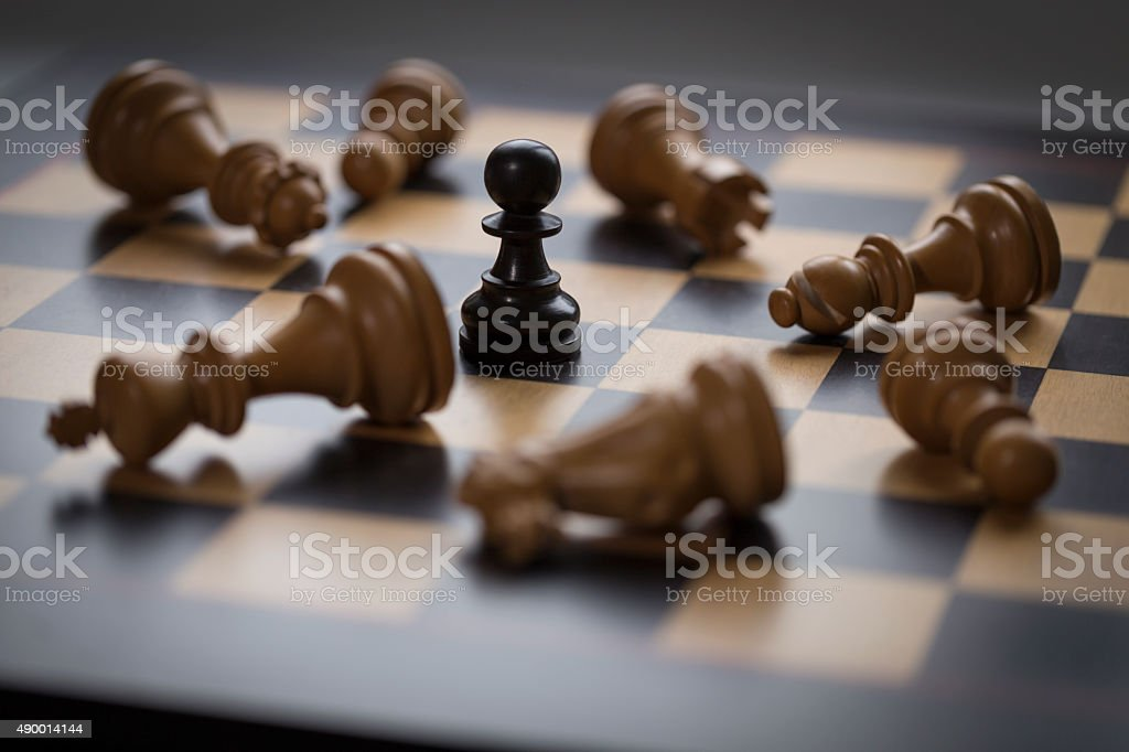 Chess stock photo