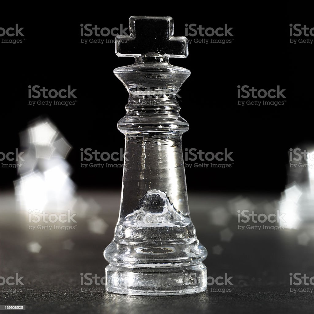 Chess Stone royalty-free stock photo