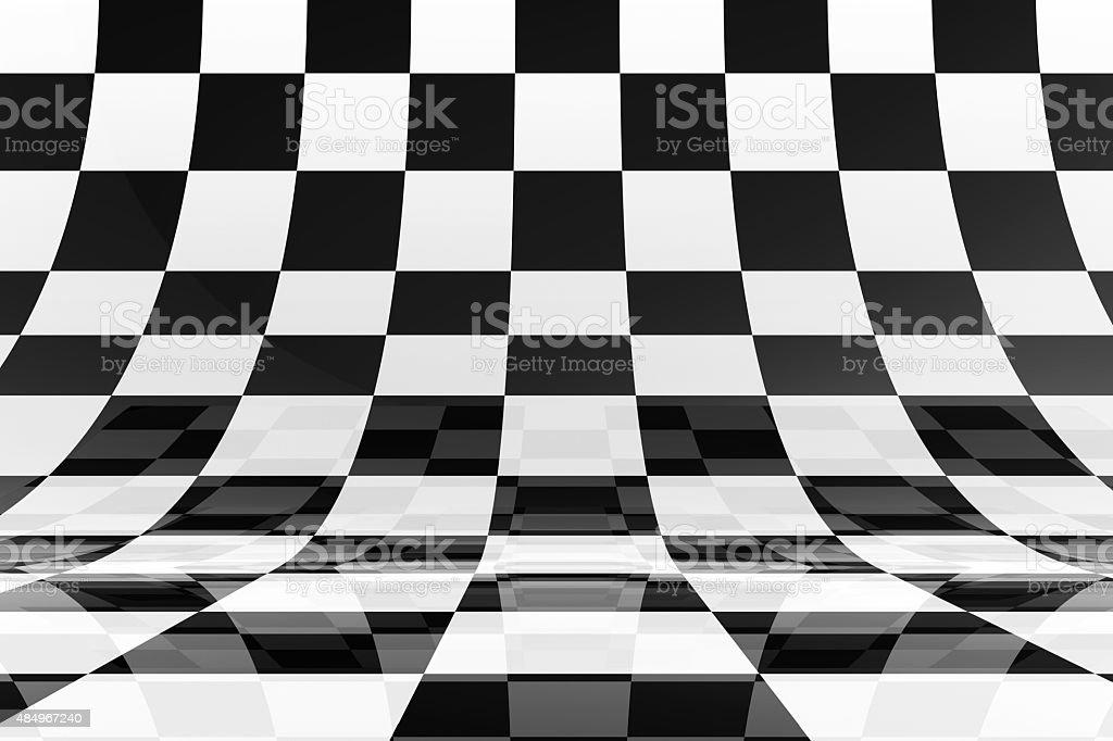 chessboard backdrop stock photo