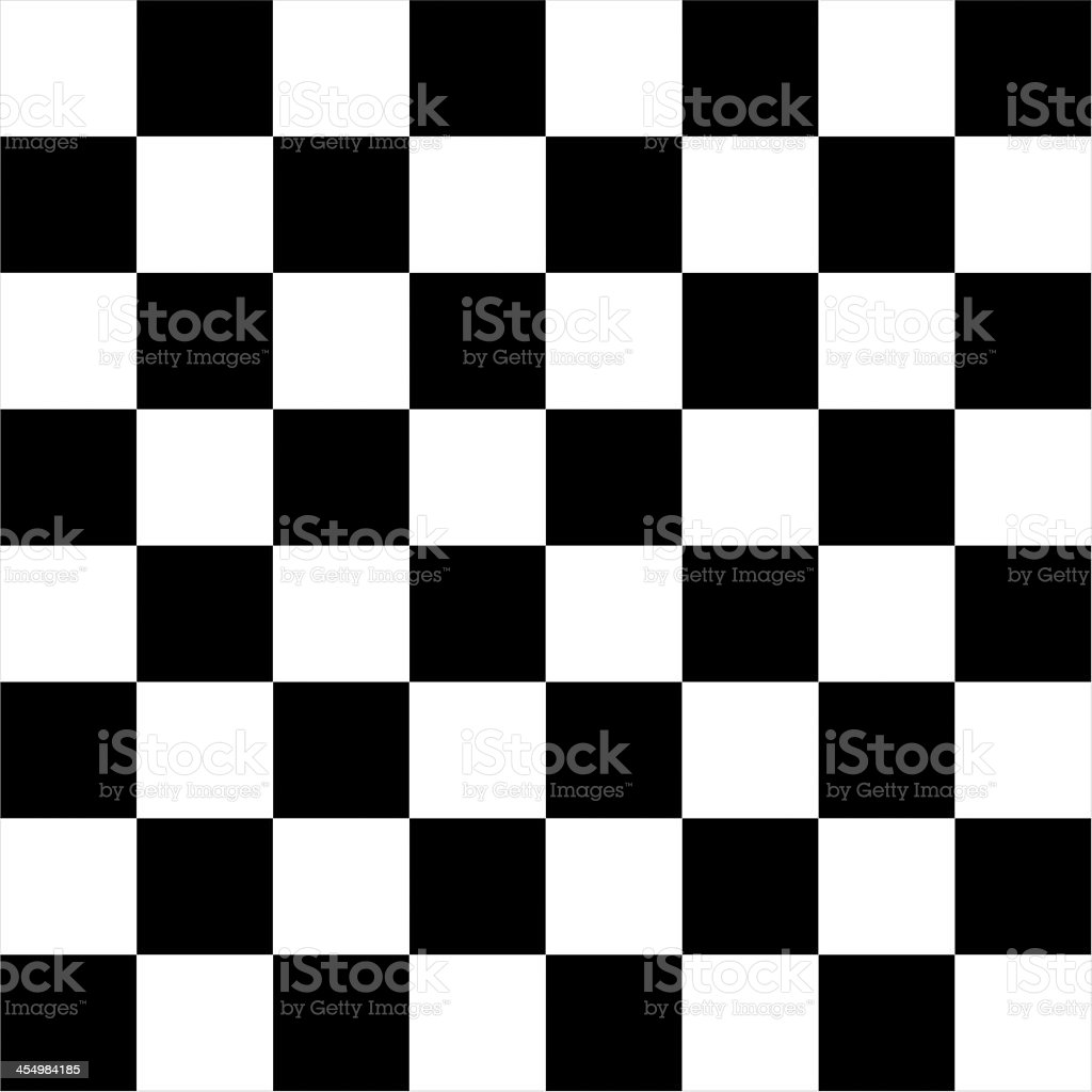chessboard checker flag stock photo