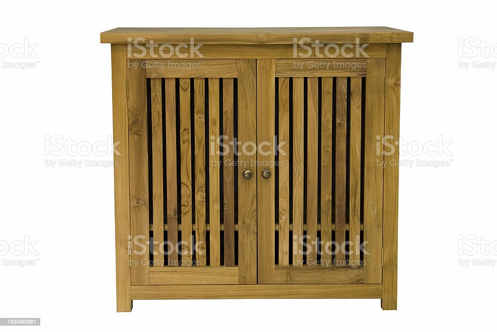Chest royalty-free stock photo