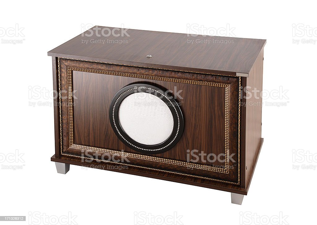 Chest (Click for more) royalty-free stock photo