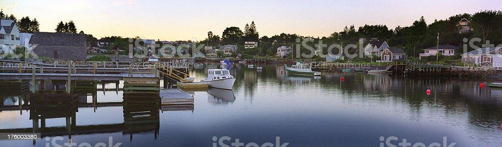 Chester, Nova Scotia, Canada royalty-free stock photo