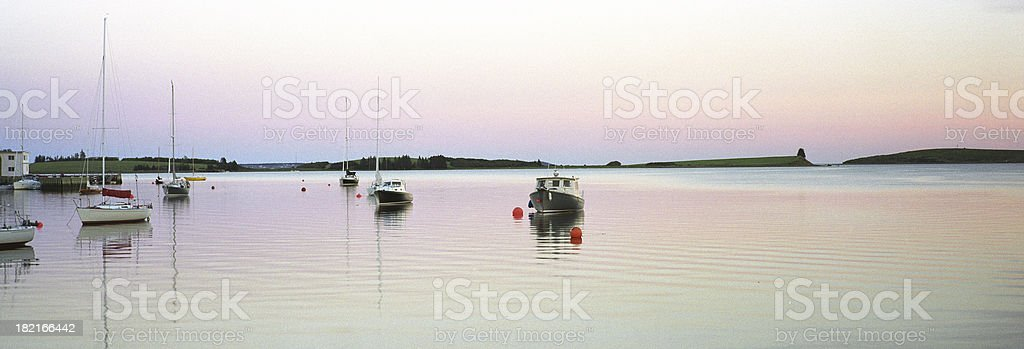 Chester, Nova Scotia, Canada royalty-free stock photo