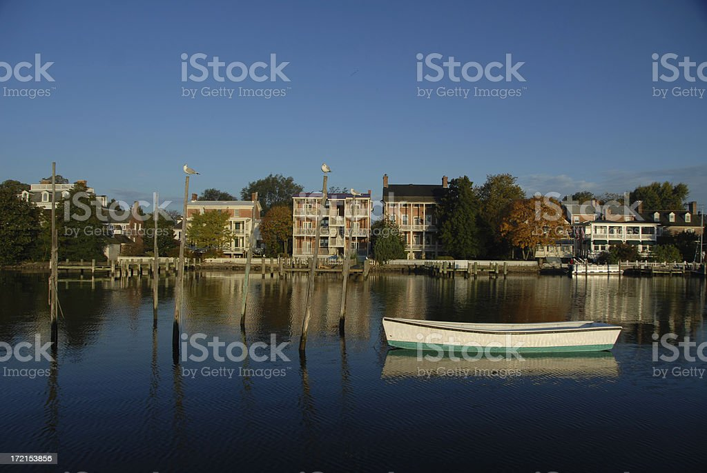 Chestertown, Maryland royalty-free stock photo