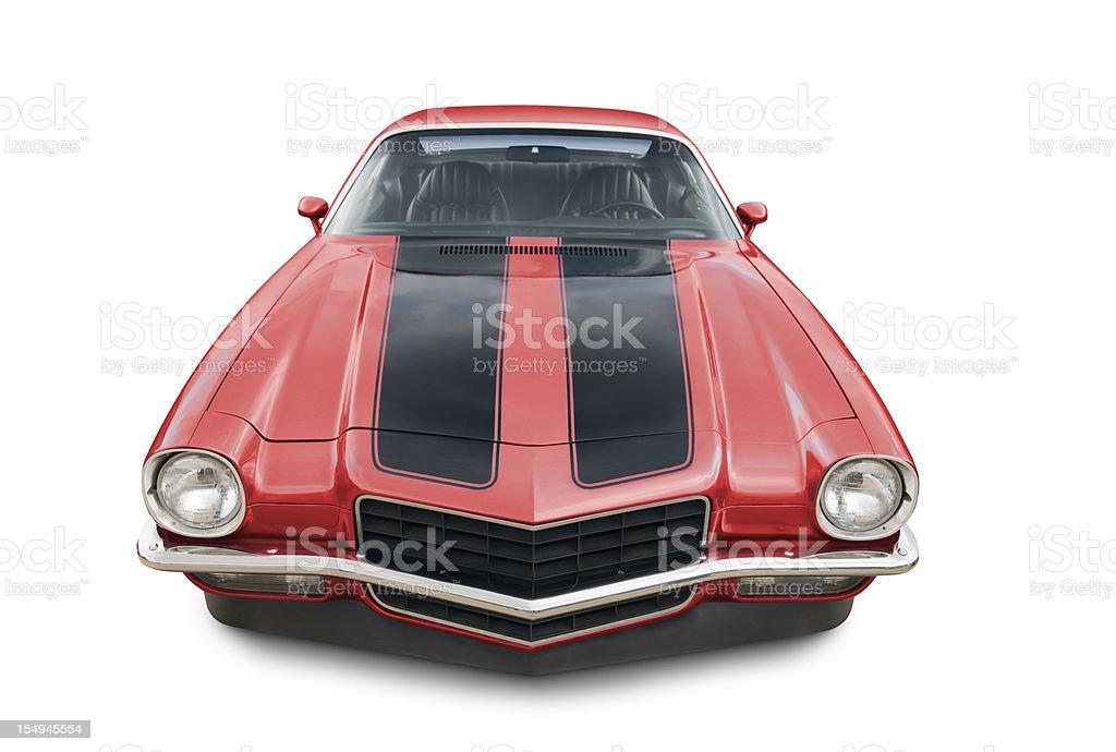 Chevrolet Camaro - 1971 stock photo