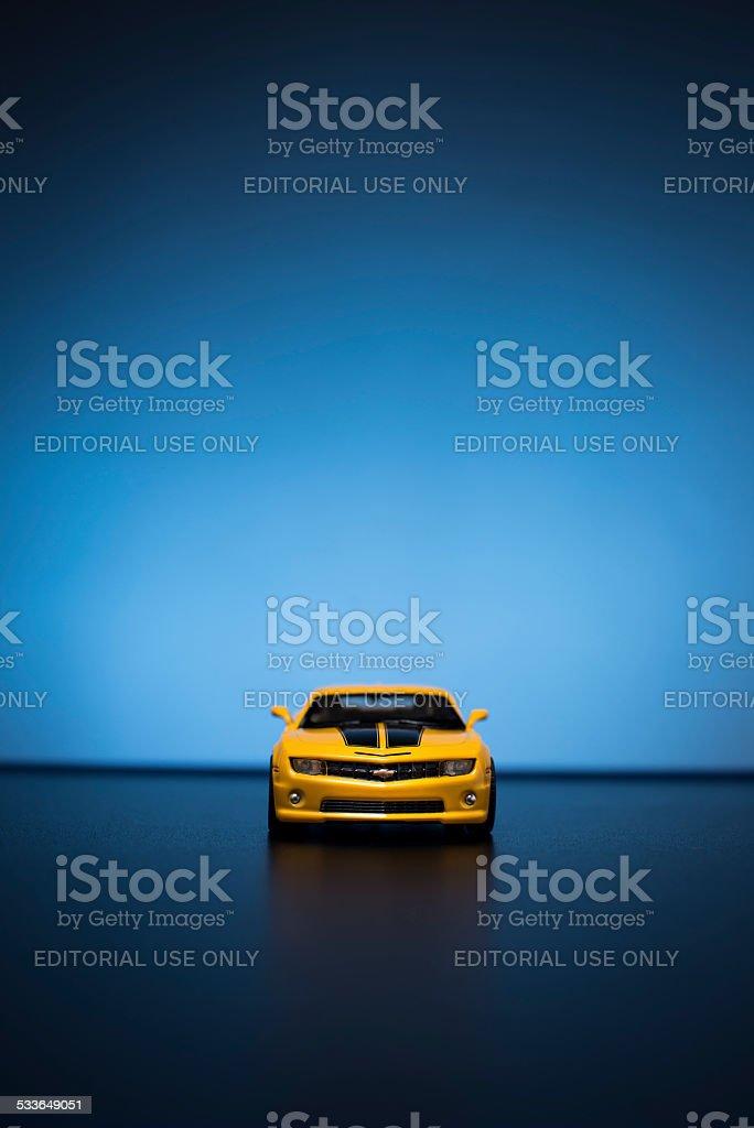 Chevrolet Camaro stock photo