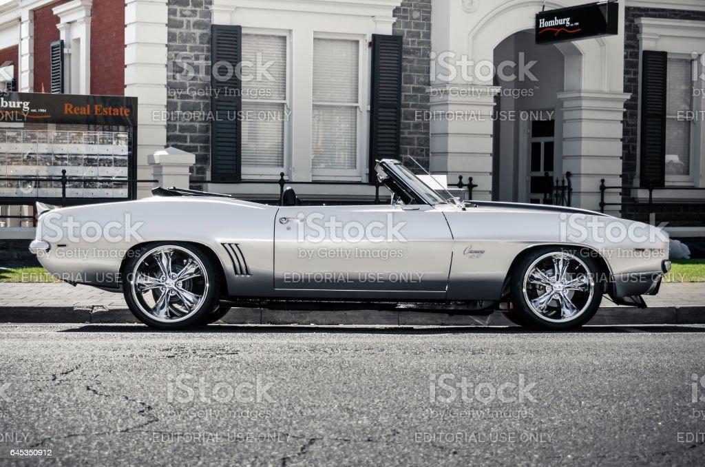 1968 Chevrolet Camaro SS 350 Convertible stock photo