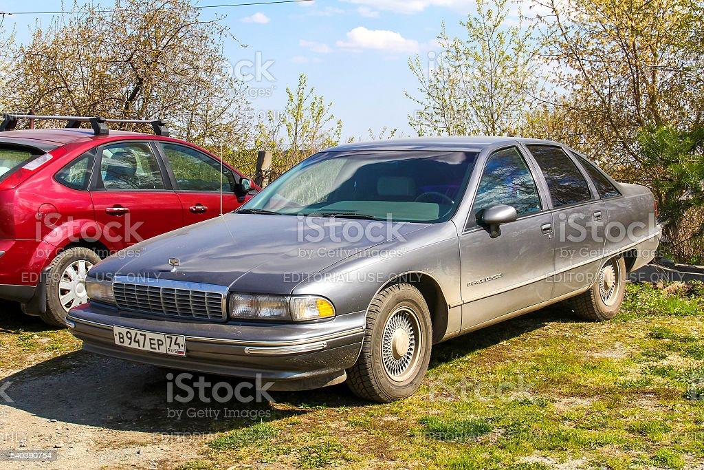 Chevrolet Caprice Classic stock photo