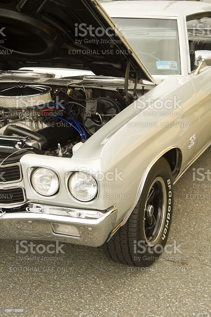 Chevrolet Chevelle SS 350 stock photo
