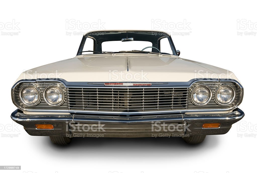 Chevrolet Impala - 1964 royalty-free stock photo