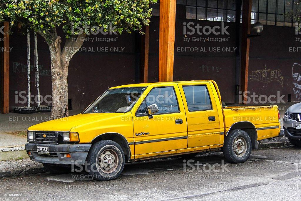 Chevrolet LUV stock photo