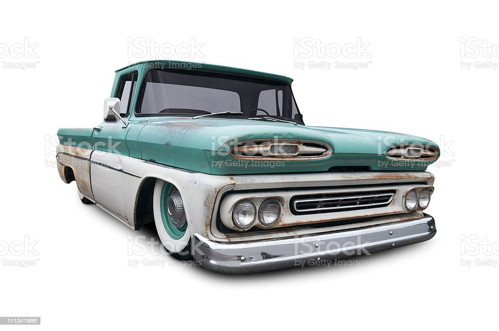 Chevrolet Pickup Truck stock photo