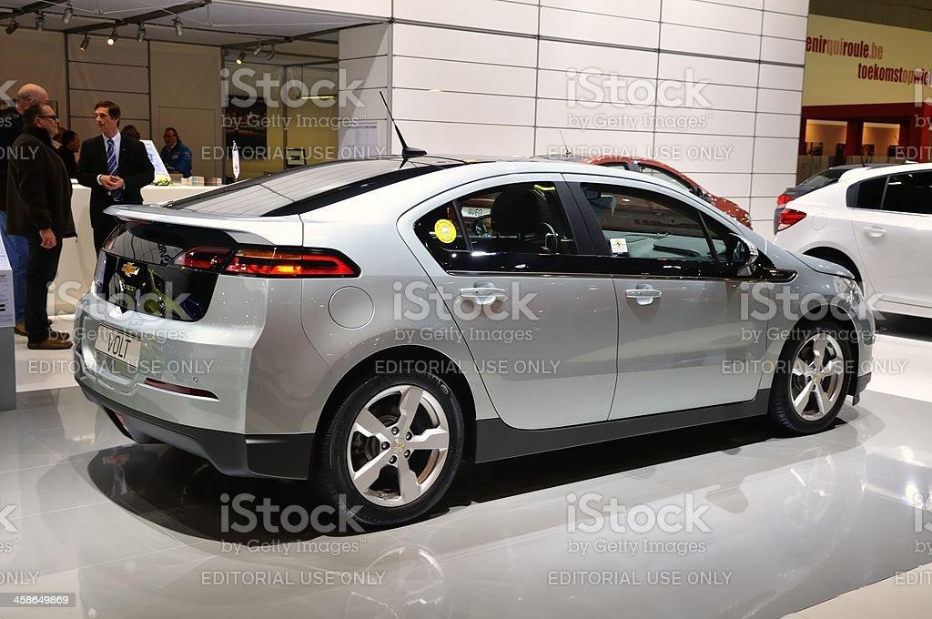 Chevrolet Volt stock photo