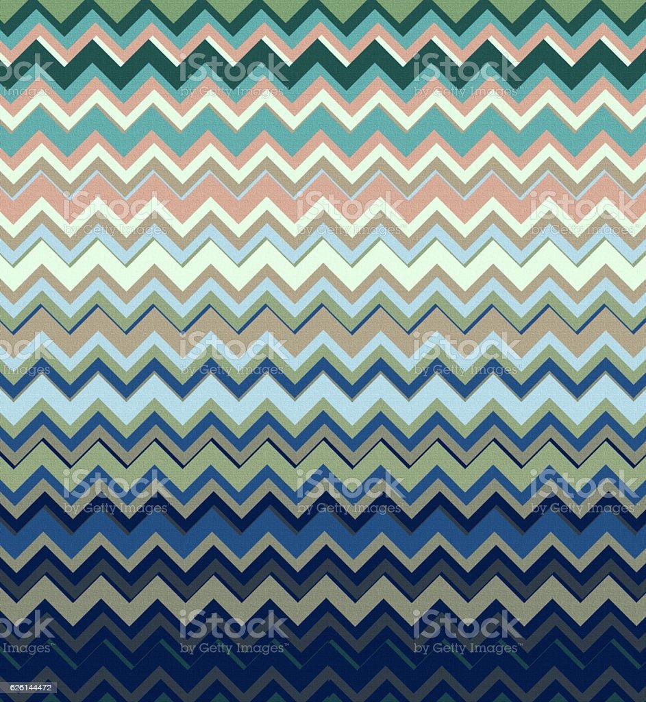 Chevron pattern background stock photo