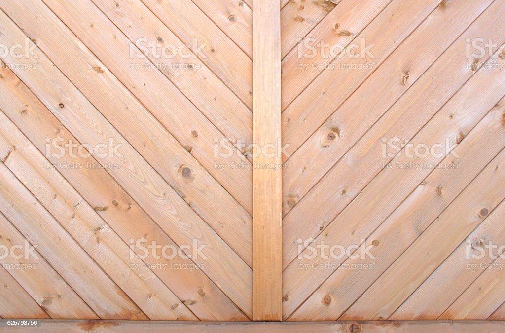 Chevron pattern fish-bone herringbone pattern wood fence texture stock photo