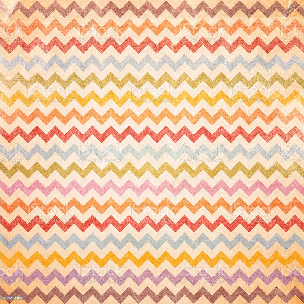Chevron pattern stock photo