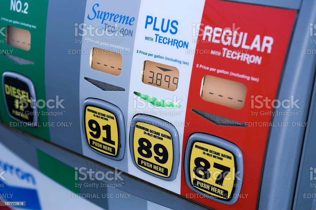 Chevron royalty-free stock photo