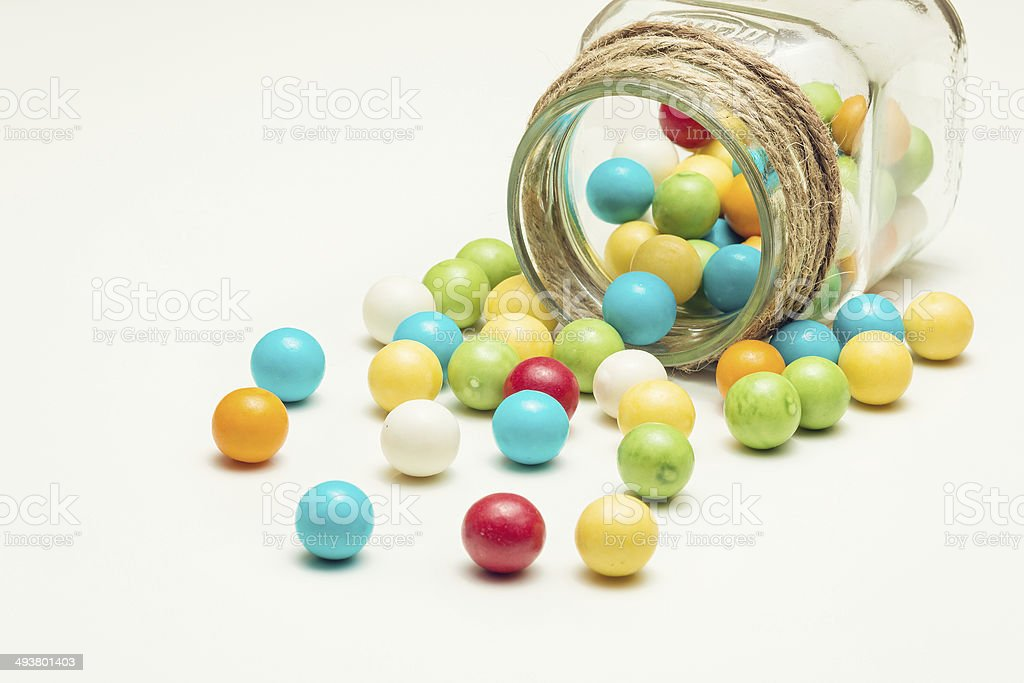 Chewing Gums stock photo