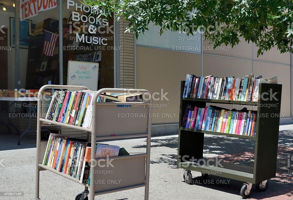 Furniture Stores Cheyenne Wy #34: Cheyenne Book Store Royalty-free Stock Photo