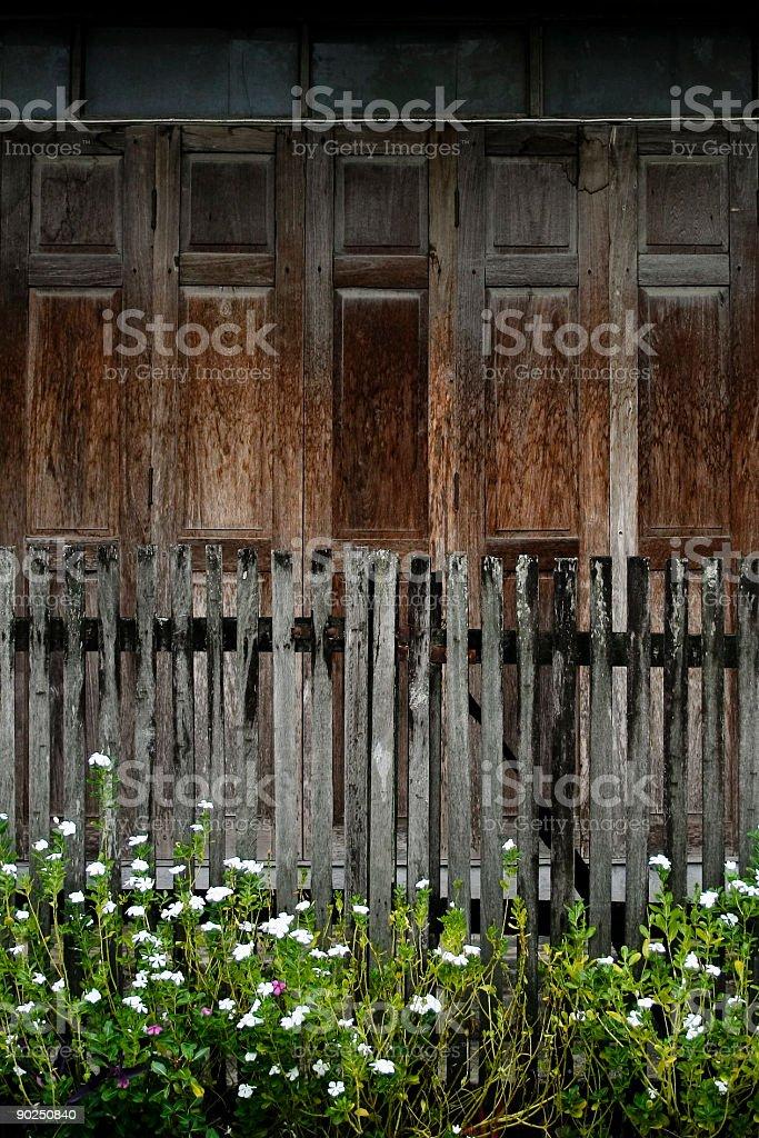 chiang mai garden royalty-free stock photo