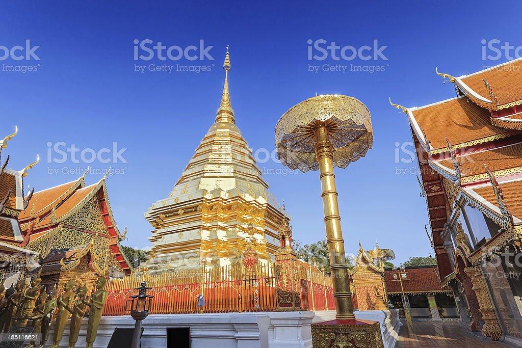 Chiangmai, Thailand stock photo