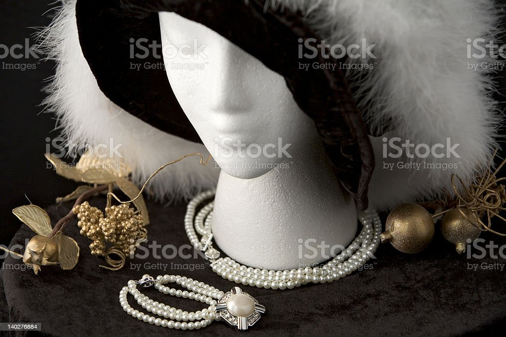 Chic royalty-free stock photo