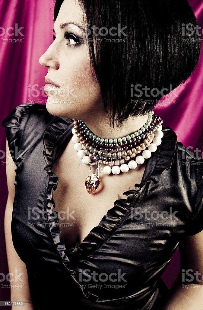 Chic royalty-free stock photo