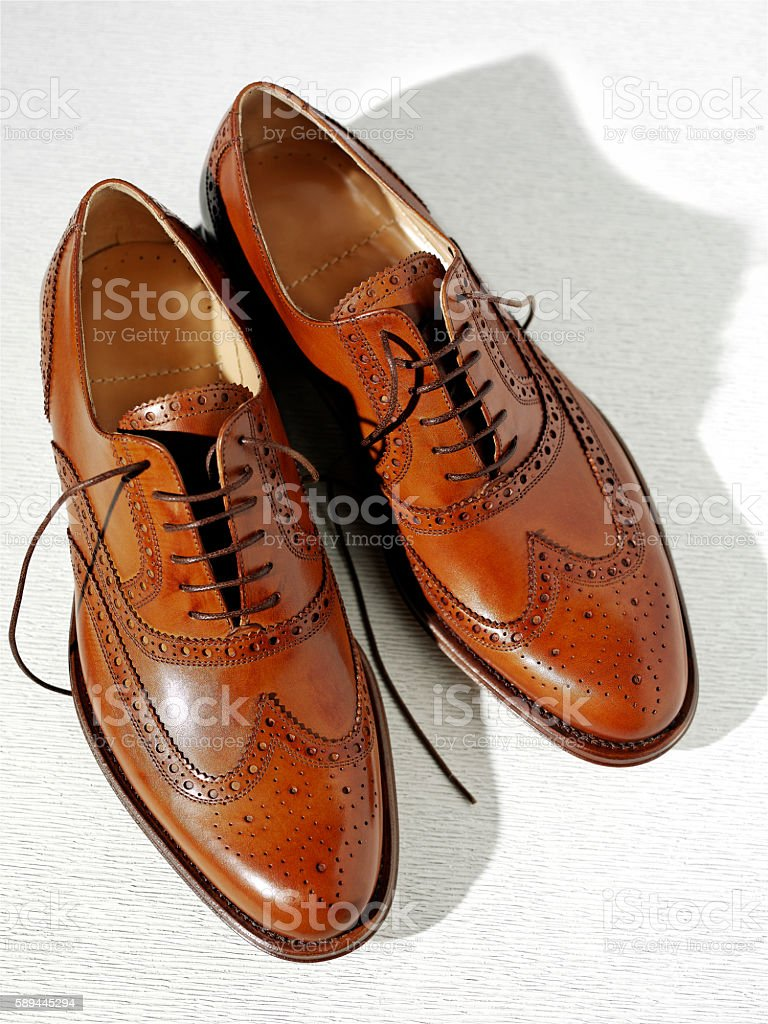 Chic shoes stock photo
