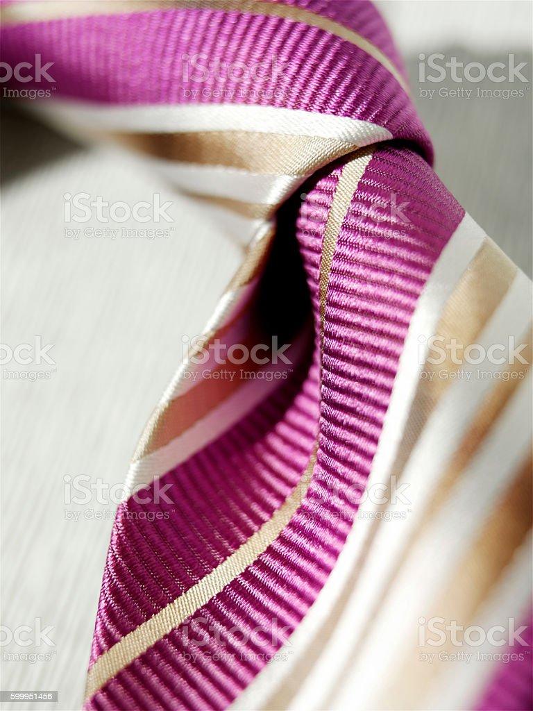Chic tie stock photo