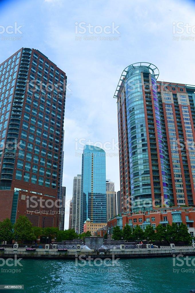 De Chicago 17 photo libre de droits