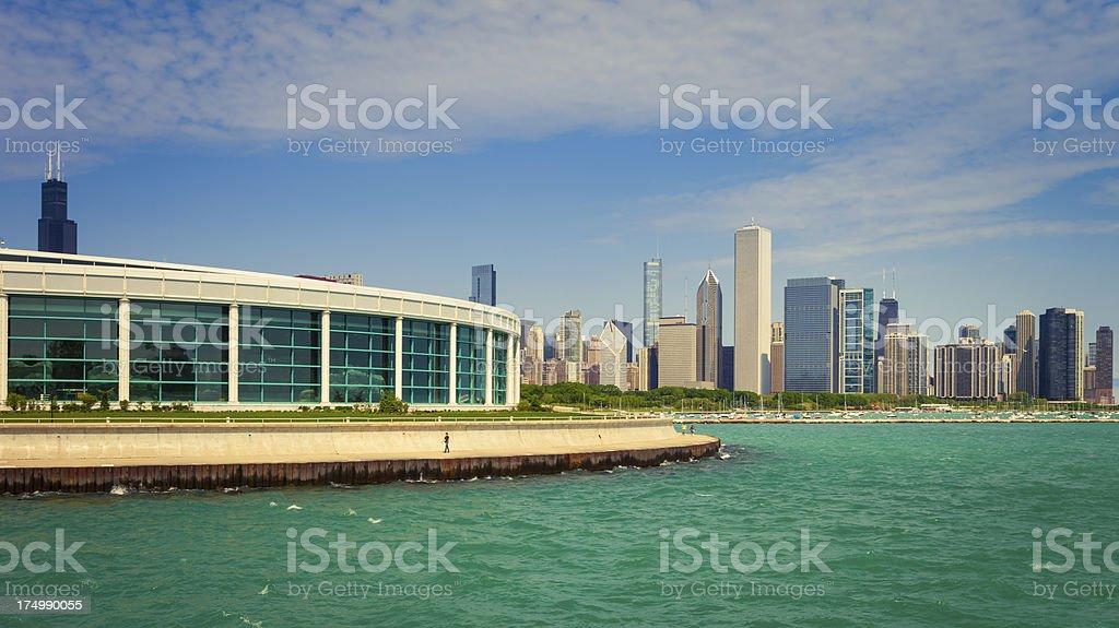 Chicago, Illinois, USA stock photo