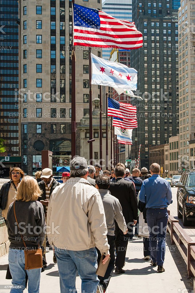 Chicago stock photo