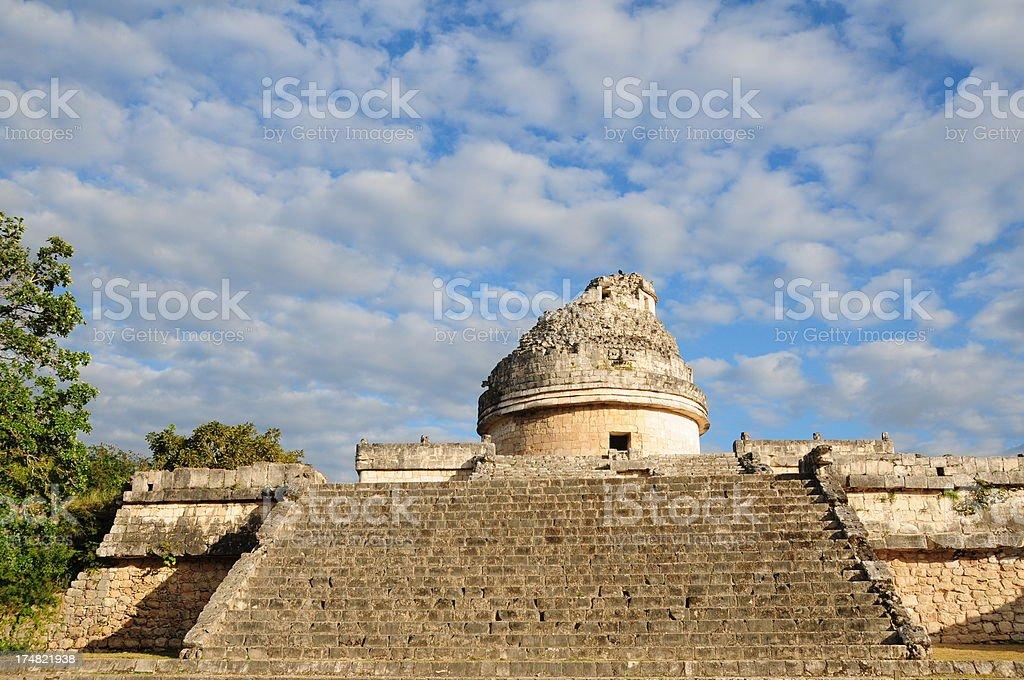 Chichen Itza, Mexico. royalty-free stock photo